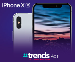 iPhone X | Trends Ads